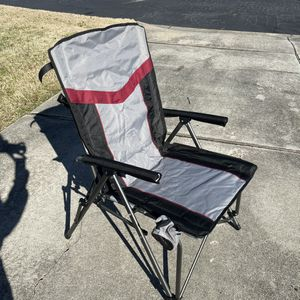 Folding Chair Almost Brand New for Sale in Chesapeake, VA
