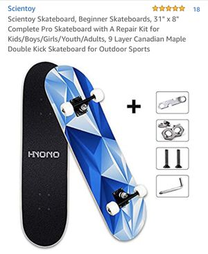 Brand New Skateboard for Sale in Queen Creek, AZ