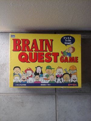 Brain Quest board game for Sale in OR, US