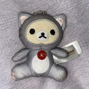 Official Sanrio Rilakkuma keychain / plushie for Sale in Chicago, IL