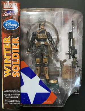 Marvel Select Winter Soldiers Action Figure for Sale in Portland, OR