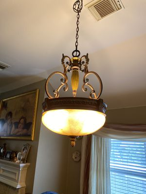 Contemporary chandelier for Sale in Austin, TX