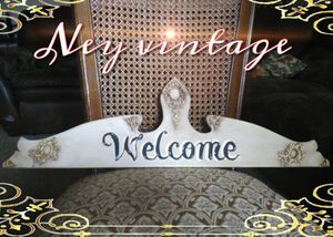Ornate welcome sign for Sale in Delaware, OH