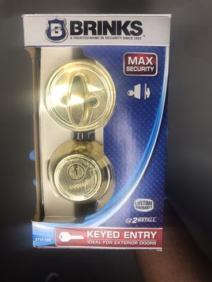 Door knob (Lock and key) for Sale in Lynn, MA