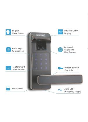 Smart doorlock for Sale in Greater Landover, MD