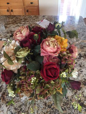 Flower arrangment /decorative pots/vases. for Sale in West Bloomfield Township, MI