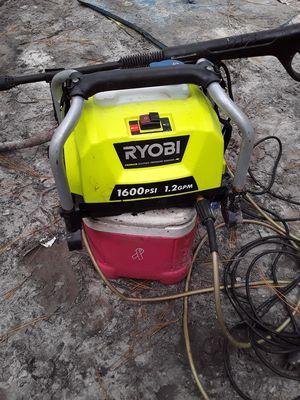 Ryobi pressure washer for Sale in Pinellas Park, FL
