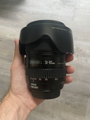 Canon 24-105 F4 for Sale in Spring Hill, FL