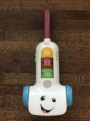 Kids vacuum toy fisher price for Sale in Lawndale, CA