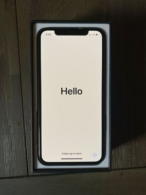 Sprint Iphone X 64gb for Sale in St. Louis, MO