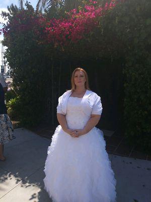 Wedding dress for Sale in Perris, CA