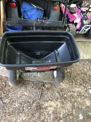 Agri spreader pull behind for Sale in Dry Prong, LA