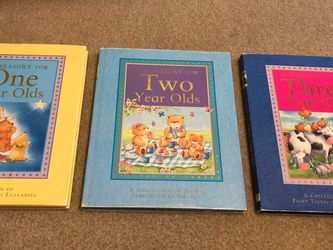 Set Of 3 Treasury Bedtime Story Book Set for Sale in Smyrna,  TN