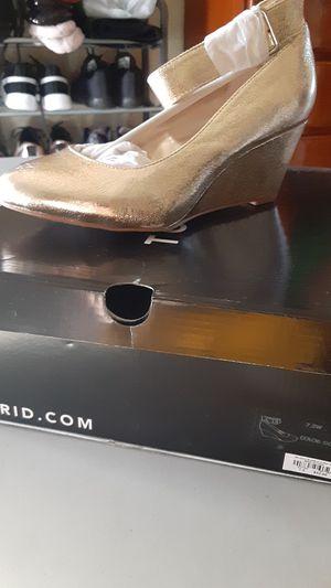 🖤Torrid Gold Heels Size7.5W $30 NEW🖤 for Sale in Lynwood, CA