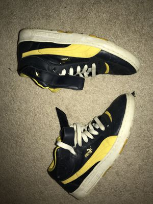 Men's size 12 puma's for Sale in Cleveland, OH