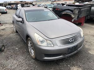 2009 Infiniti G35 for parts for Sale in San Diego, CA