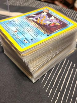 Pokemon Cards 1999 100+ Plus Card for Sale in Tolleson,  AZ