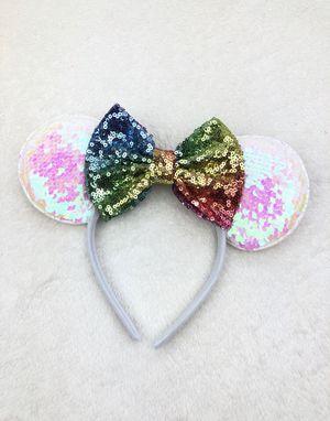Gay pride Mickey ears for Sale in Boca Raton, FL
