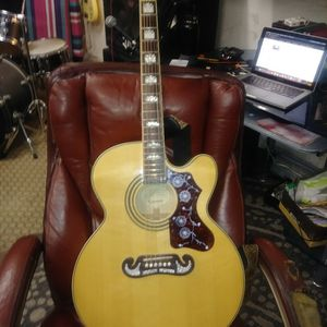 Epiphone EJ-200CE Acoustic Electric for Sale in Fontana, CA