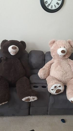 5ft. Teddy Bears for Sale in Round Rock, TX