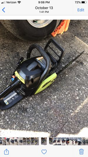 "Poulan chain saw works well 16"" for Sale in Waterford Township, MI"