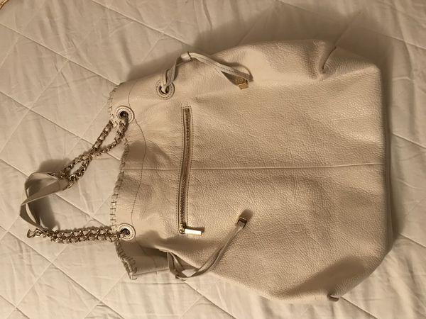Tory Burch-White Hobo bag
