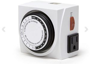 New- Single or Dual Outlet Timers (Digital or Manual) for Sale in Los Angeles, CA