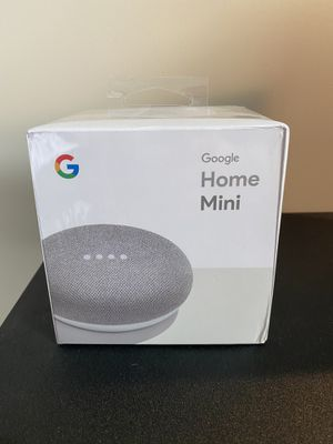 Google Home Mini (Never Used) for Sale in Stoneham, MA