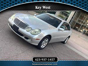 2004 Mercedes-Benz E-Class for Sale in Glendale, AZ