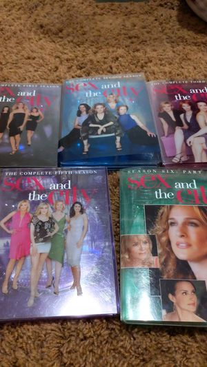 Sex and the City DVD set for Sale in Santa Clarita, CA