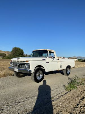 1966 Ford F-250 for Sale in Hayward, CA
