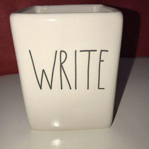 Rae Dunn Write Pen Holder for Sale in Bradenton, FL