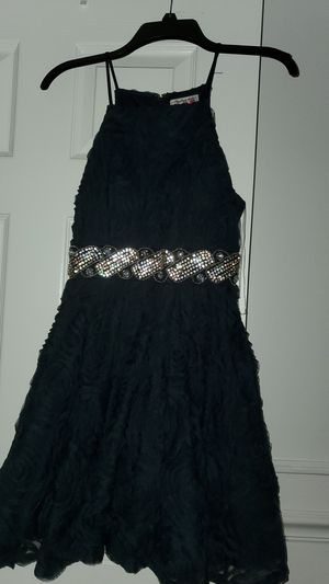 Beautiful Navy Blue dress. Size 3 for Sale in Boca Raton, FL
