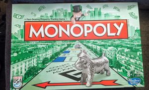 Board game monopoly for Sale in Long Beach, CA