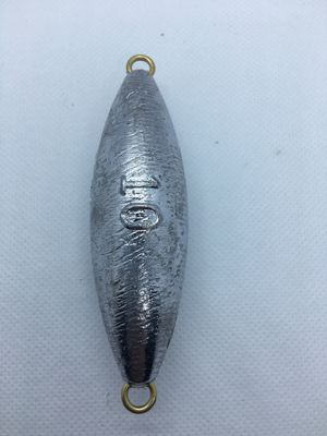 Dolphin tackle torpedo 10 oz fishing sinker lead weight for Sale in Yorba Linda, CA