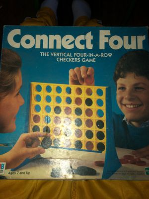 Connect 4 (vintage board game) for Sale in Dedham, MA