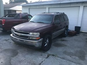Chevy tahoe for parts for Sale in Lakeland, FL