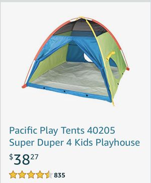 Kids play tent for Sale in Sacramento, CA