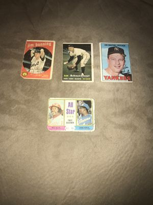 1950's 1960's Baseball Cards for Sale in Kissimmee, FL