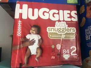 Huggies little snugglers for Sale in Whittier, CA