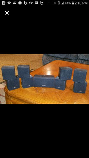 Bose speakers lot for Sale in Maple Heights, OH
