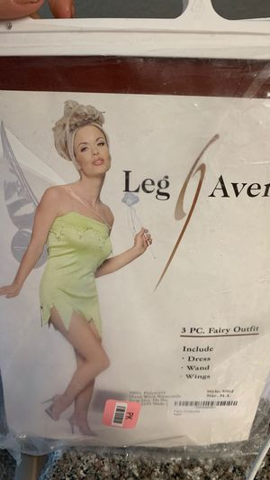 Tinkerbell / fairy costume for Sale in Chula Vista, CA