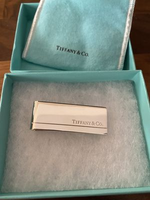 Tiffany & Company Sterling Silver Money Clip for Sale in Las Vegas, NV