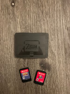 Nintendo switch games for Sale in Long Beach, CA