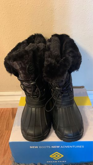 Snow or rain boots for Sale in Chino, CA