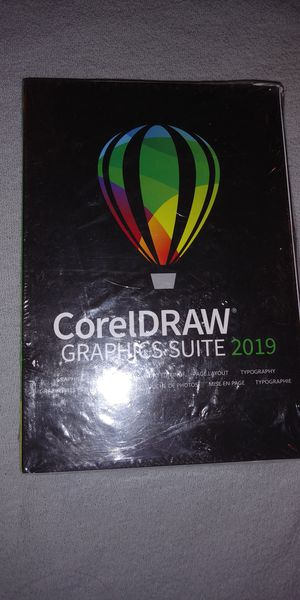 CorelDRAW Graphics Suite 2019 for Sale in Sacramento, CA