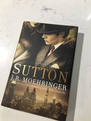 Sutton J.R Moehringer Hardback $5 for Sale in El Cerrito, CA