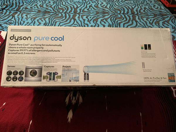 New Dyson pure cool 400 Sq Ft Air Purifying