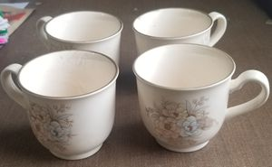 Keltcraft Noritake 9110 Julie set 4 cup cups for Sale in Three Rivers, MI