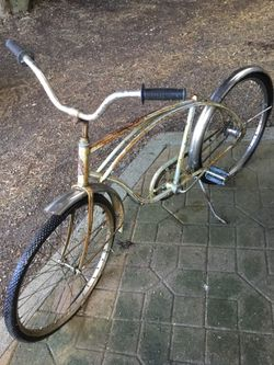 "Vintage 26"" Roadmaster bicycle cruiser clunker Ratrod Bike for Sale in Lynnwood,  WA"